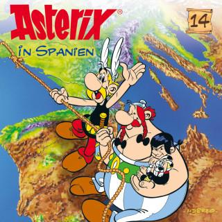 René Goscinny, Albert Uderzo: 14: Asterix in Spanien