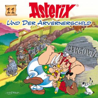 René Goscinny, Albert Uderzo: 11: Asterix und der Arvernerschild