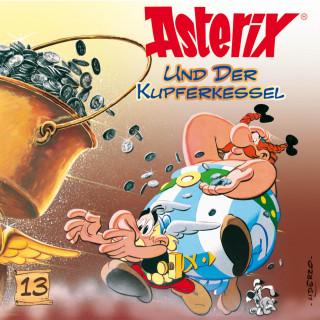 René Goscinny, Albert Uderzo: 13: Asterix und der Kupferkessel