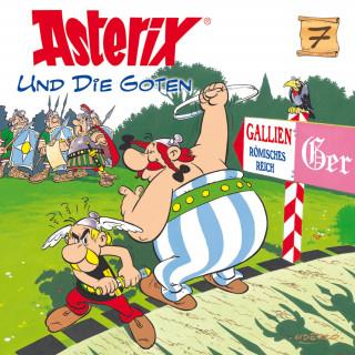 René Goscinny, Albert Uderzo: 07: Asterix und die Goten
