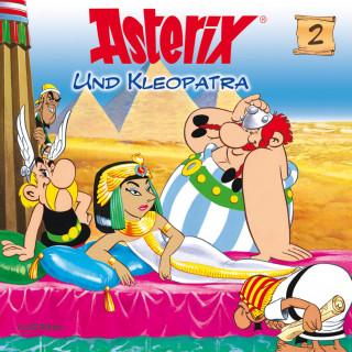 Albert Uderzo, René Goscinny: 02: Asterix und Kleopatra