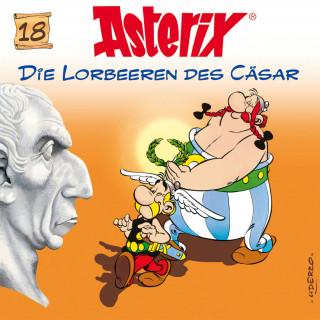 Albert Uderzo, René Goscinny: 18: Die Lorbeeren des Cäsar