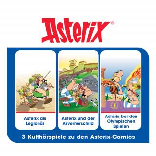 Albert Uderzo, René Goscinny: Asterix - Hörspielbox, Vol. 4