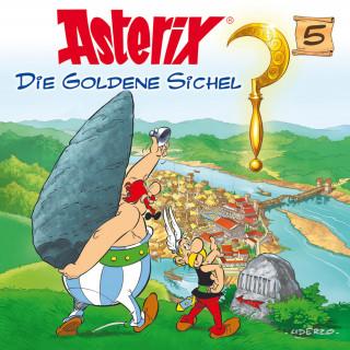 René Goscinny, Albert Uderzo: 05: Die goldene Sichel