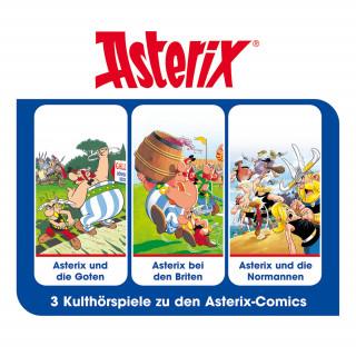 Albert Uderzo, René Goscinny: Asterix - Hörspielbox, Vol. 3