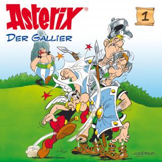 Albert Uderzo, René Goscinny: 01: Asterix der Gallier