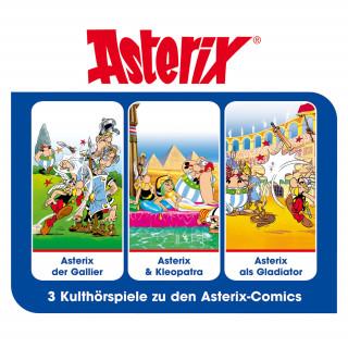 Albert Uderzo, René Goscinny: Asterix - Hörspielbox, Vol. 1
