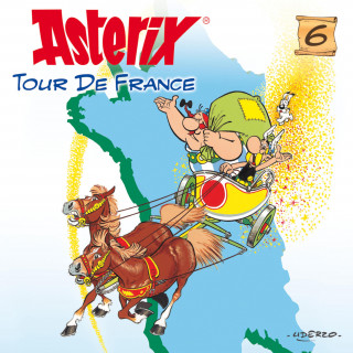 René Goscinny, Albert Uderzo: 06: Tour De France