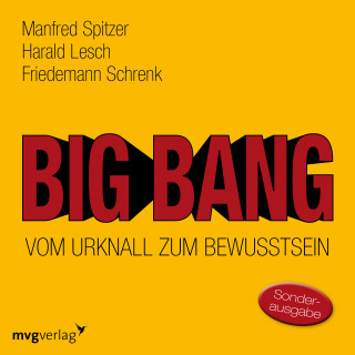 Manfred Spitzer, Harald Lesch, Friedemann Schrenk: Big Bang: Vom Urknall zum Bewusstsein