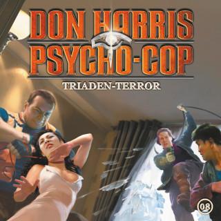 Jason Dark: 08: Triaden-Terror