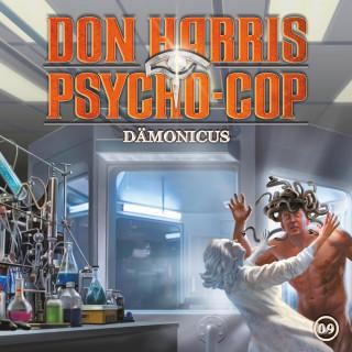 Jason Dark: 09: Dämonicus