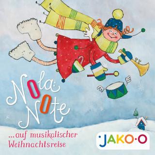 JAKO-O: Nola Note auf musikalischer Weihnachtsreise