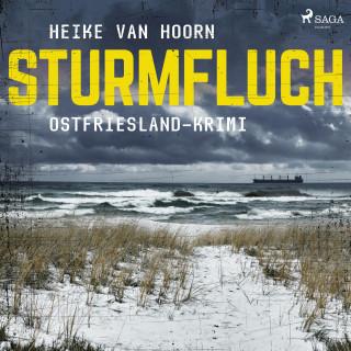 Heike Van Hoorn: Sturmfluch: Ostfriesland-Krimi (Ein Fall für Kommissar Möllenkamp 2)
