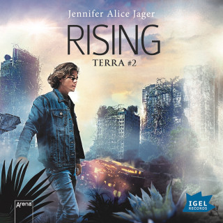 Jennifer Alice Jager: Rising: Terra #2