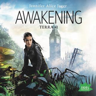 Jennifer Alice Jager: Awakening: Terra #1