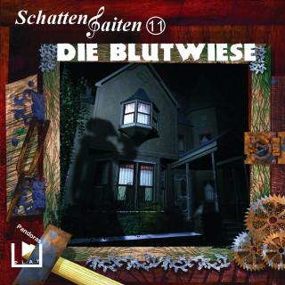 Katja Behnke: Schattensaiten 11 - Die Blutwiese