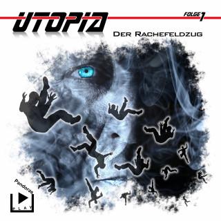 Marcus Meisenberg: Utopia 1 – Der Rachefeldzug
