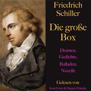 Friedrich Schiller: Friedrich Schiller: Die große Box