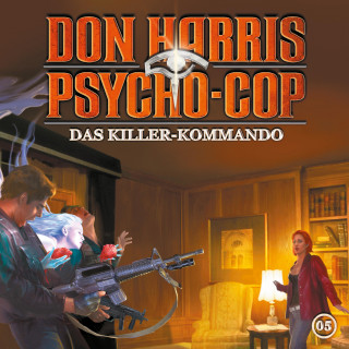 Jason Dark: 05: Das Killer-Kommando