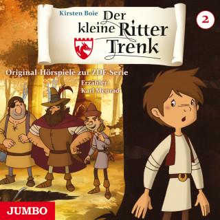 Kirsten Boie: Der kleine Ritter Trenk. Original-Hörspiele zur ZDF-Serie. 1. Staffel [2]