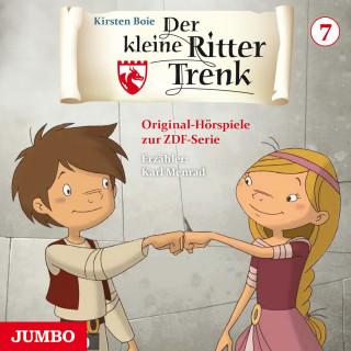 Kirsten Boie: Der kleine Ritter Trenk. Original-Hörspiele zur ZDF-Serie. 2. Staffel [7]