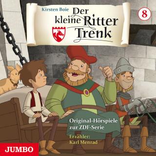 Kirsten Boie: Der kleine Ritter Trenk. Original-Hörspiele zur ZDF-Serie. 2. Staffel [8]