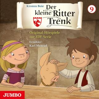Kirsten Boie: Der kleine Ritter Trenk. Original-Hörspiele zur ZDF-Serie. 2. Staffel [9]