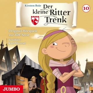 Kirsten Boie: Der kleine Ritter Trenk. Original-Hörspiele zur ZDF-Serie. 2. Staffel [10]