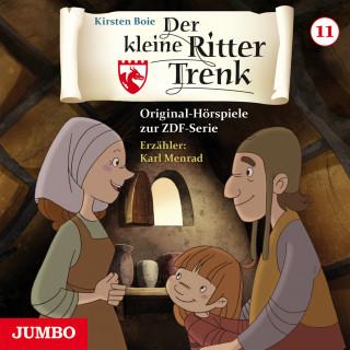 Kirsten Boie: Der kleine Ritter Trenk. Original-Hörspiele zur ZDF-Serie. 2. Staffel [11]