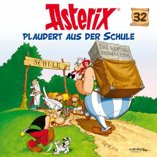 René Goscinny, Albert Uderzo: 32: Asterix plaudert aus der Schule