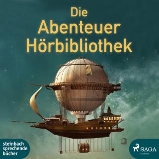 Herman Melville, Mark Twain, Jules Verne, Jonathan Swift, Giacomo Casanova: Die Abenteuer Hörbibliothek