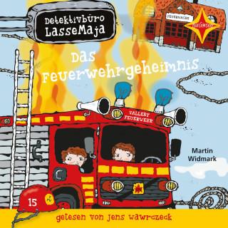 Martin Widmark: Detektivbüro LasseMaja - Das Feuerwehrgeheimnis