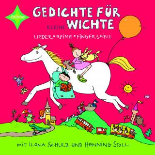 Nina Kuhn, Annette Huber: Gedichte für kleine Wichte