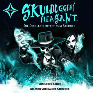 Derek Landy: Skulduggery Pleasant, Folge 3: Die Diablerie bittet zum Sterben