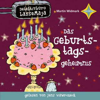 Martin Widmark: Detektivbüro LasseMaja - Das Geburtstagsgeheimnis