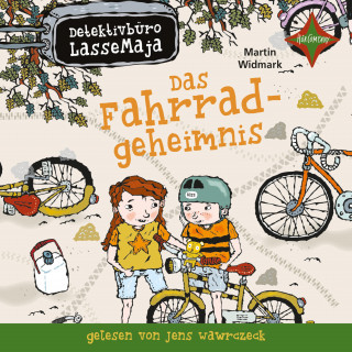 Martin Widmark: Detektivbüro LasseMaja - Das Fahrradgeheimnis