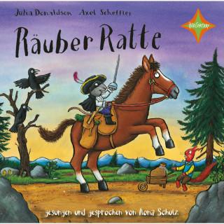 Julia Donaldson, Axel Scheffler: Räuber Ratte