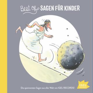 Dimiter Inkiow, Frank Schwieger, Katharina Neuschaefer: Best of Sagen für Kinder