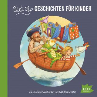 Dimiter Inkiow, Cornelia Funke, Paul Maar, Marliese Arold, Mareike Brombacher, Kirsten Boie: Best of Geschichten für Kinder