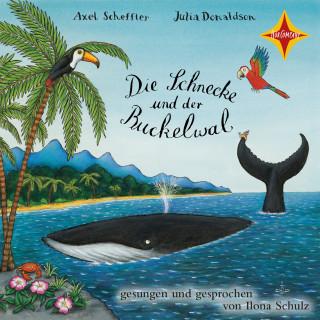 Julia Donaldson, Axel Scheffler: Die Schnecke und der Buckelwal