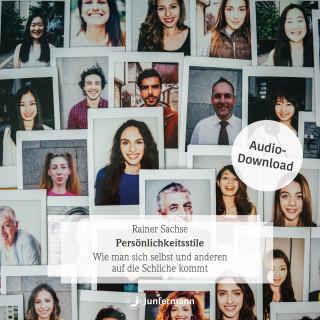 Rainer Sachse: Persönlichkeitsstile