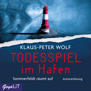 Klaus-Peter Wolf: Todesspiel im Hafen. Sommerfeldt räumt auf
