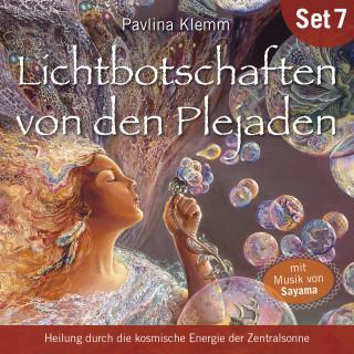 Pavlina Klemm: Lichtbotschaften von den Plejaden (Übungs-Set 7)