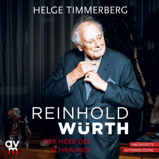 Helge Timmerberg: Reinhold Würth