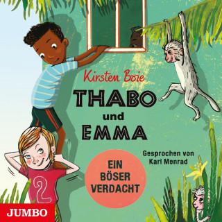 Kirsten Boie: Thabo und Emma. Ein böser Verdacht.