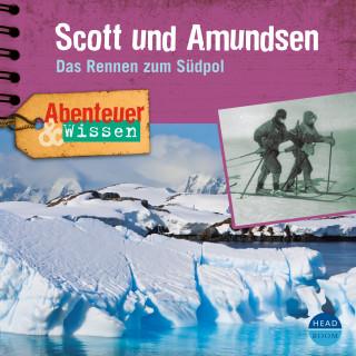 Maja Nielsen: Abenteuer & Wissen: Scott und Amundsen