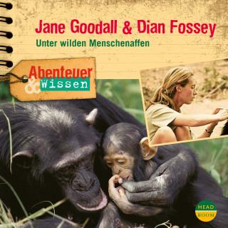 Maja Nielsen: Abenteuer & Wissen: Jane Goodall & Dian Fossey