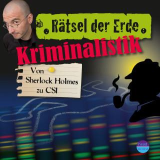 Daniela Wakonigg: Rätsel der Erde: Kriminalistik