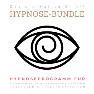 Patrick Lynen: Das ultimative 5-in-1 Hypnose-Bundle