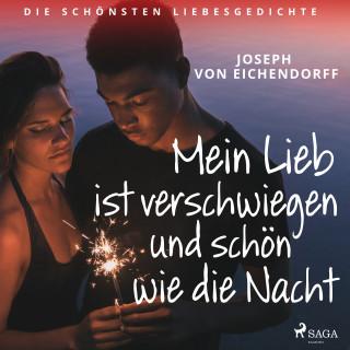 Joseph von Eichendorff: Mein Lieb ist verschwiegen - und schön wie die Nacht. Die schönsten Liebesgedichte
